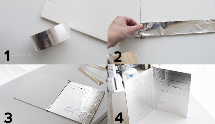 table_top_v_reflector_metallic