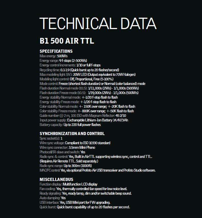 Tech-Data-B1