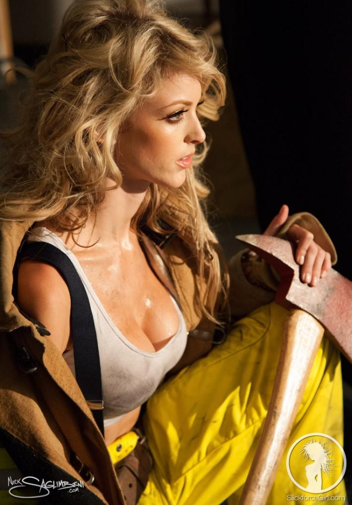 kaitlynn-carter-fireman-firefighter-slickforce-girl-axe