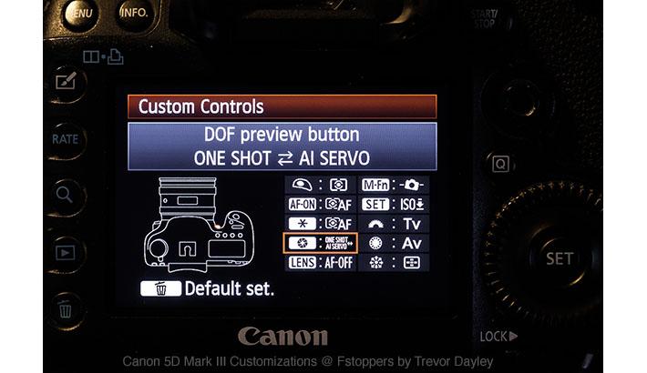 5D Mark III Customizations Fstoppers Trevor Dayley-03