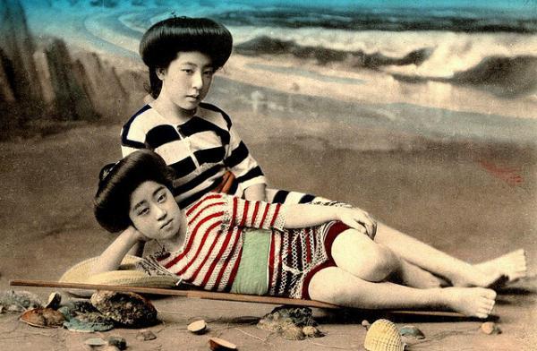 Geisha Swimsuit 2