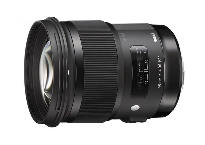 Sigma 50mm f/1.4 Pricing