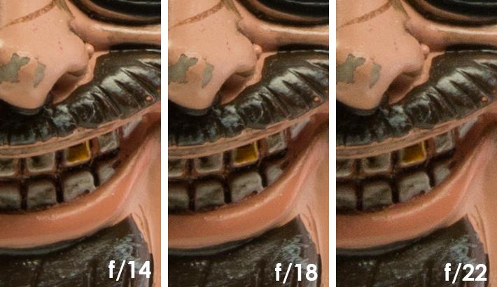 Sigma 24_105mm f4 test images at 51mm f14 f18 f22