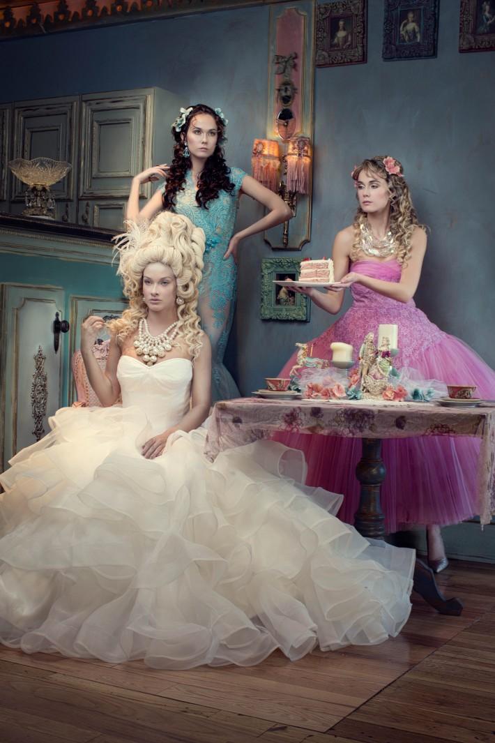 Let Them Eat Wedding Cake