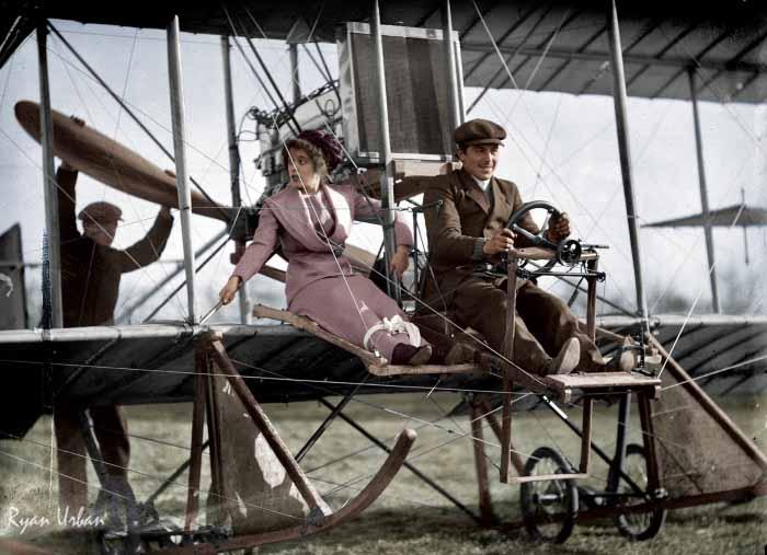 Ryan-Urban-Colorizations-Rex-Smith-Aeroplane-1911