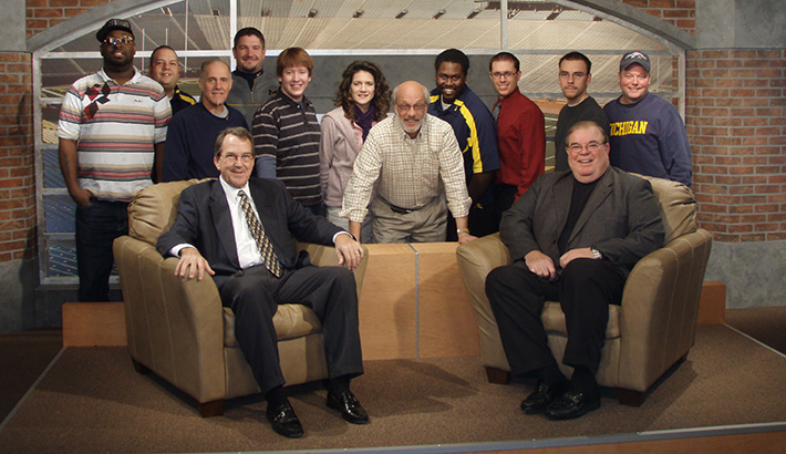 Working as an assistant with the crew at MSTV early in my career helped me establish many contacts for future work.