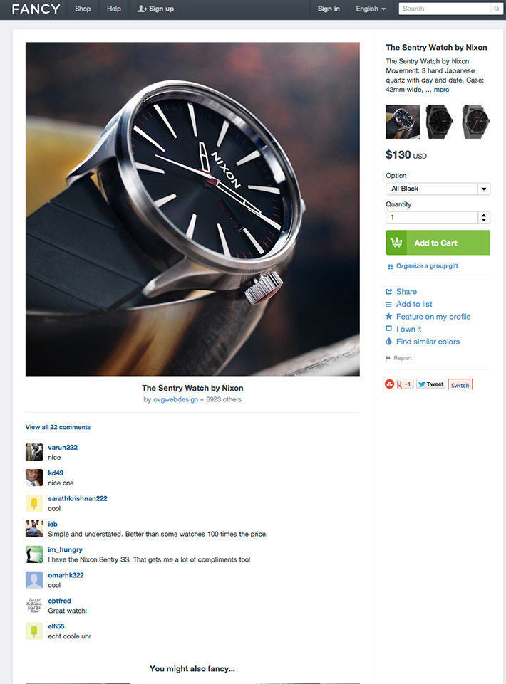 fstoppers_Nixon Image_Checkoutpage_Thefancy