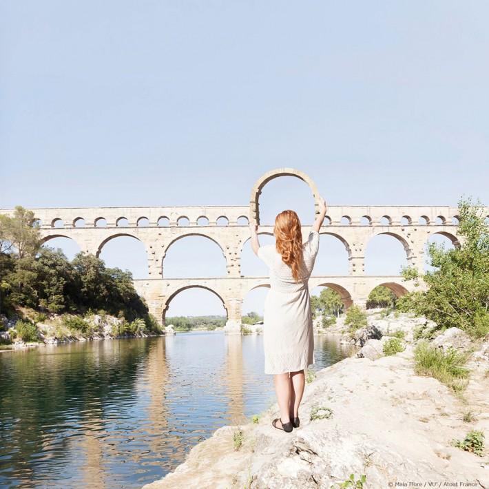 Pont-du-Gard-Flore