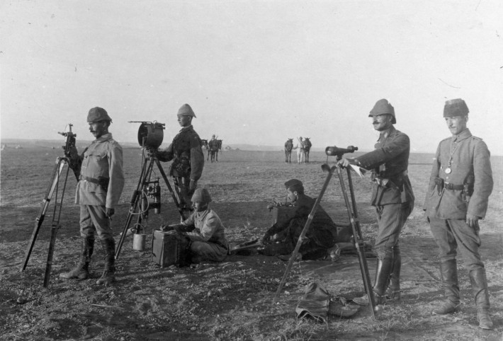 WW1 Photography Heliograph