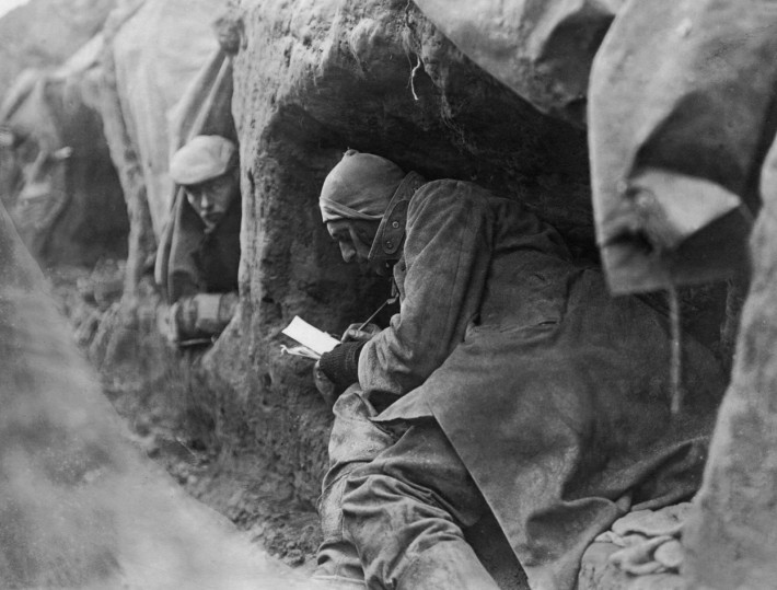 WW1 Photography Letters