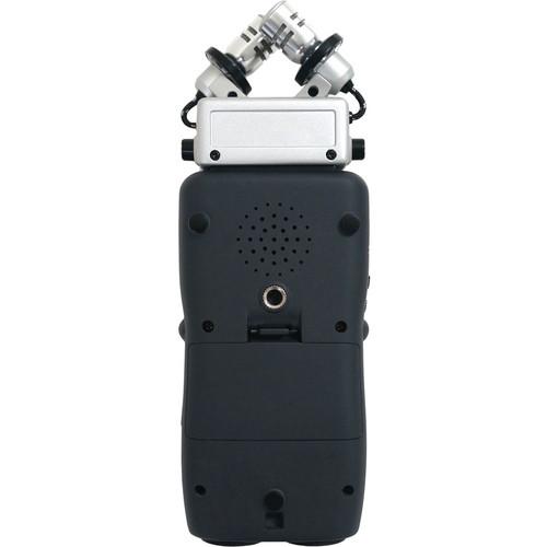 Zoom h5 handy recorder back