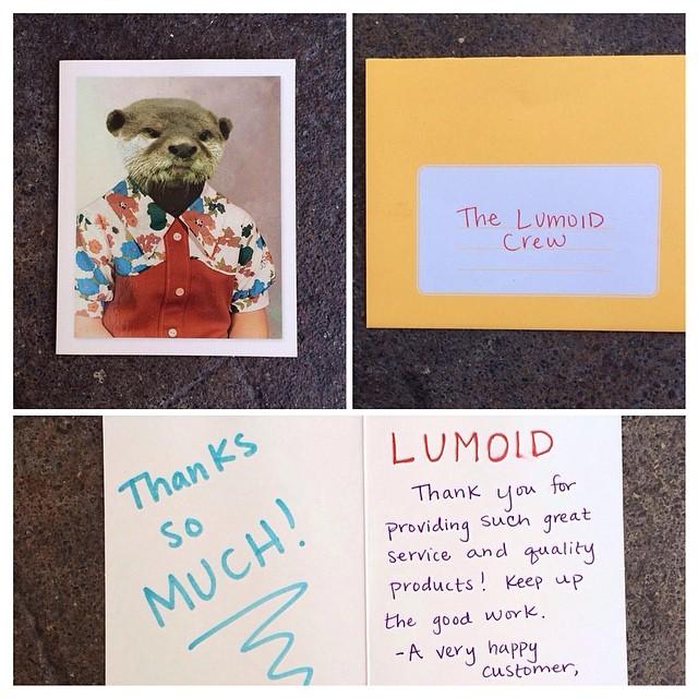 lumoid thank you 2
