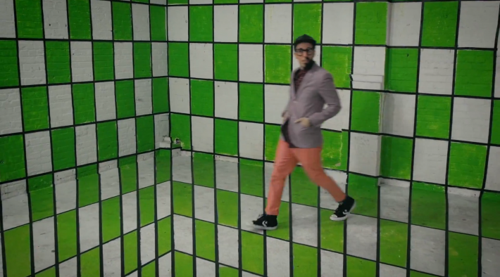 OK Go The Writing's On the Wall 7
