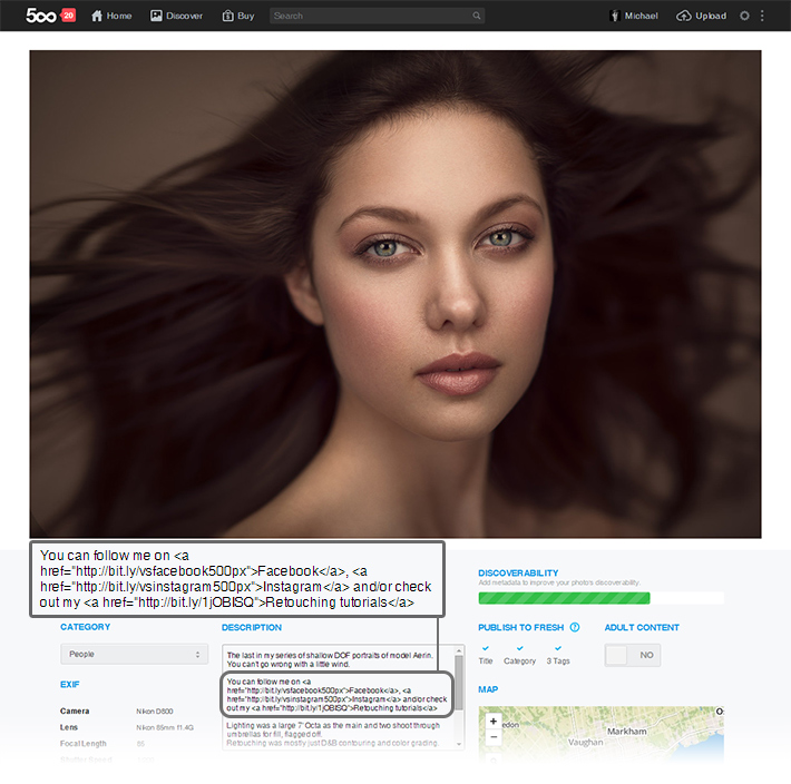 fstoppers-michael-woloszynowicz-properly-embedding-links-on-500px