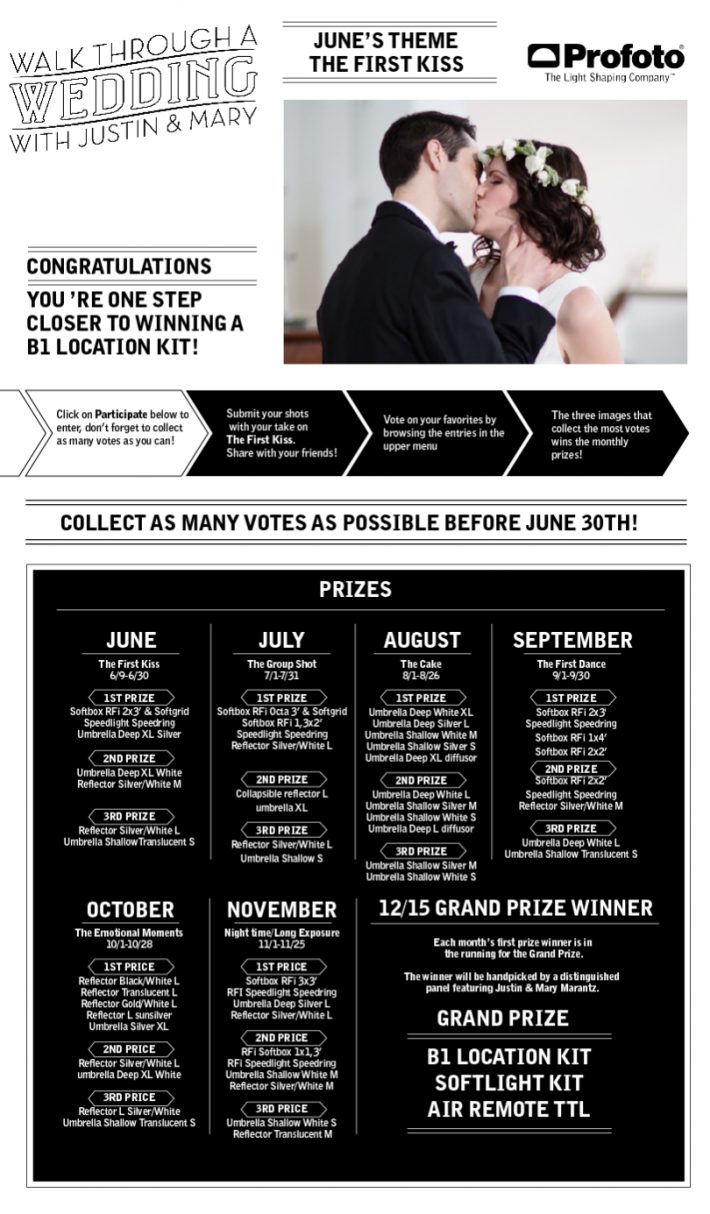 profoto contest weddings