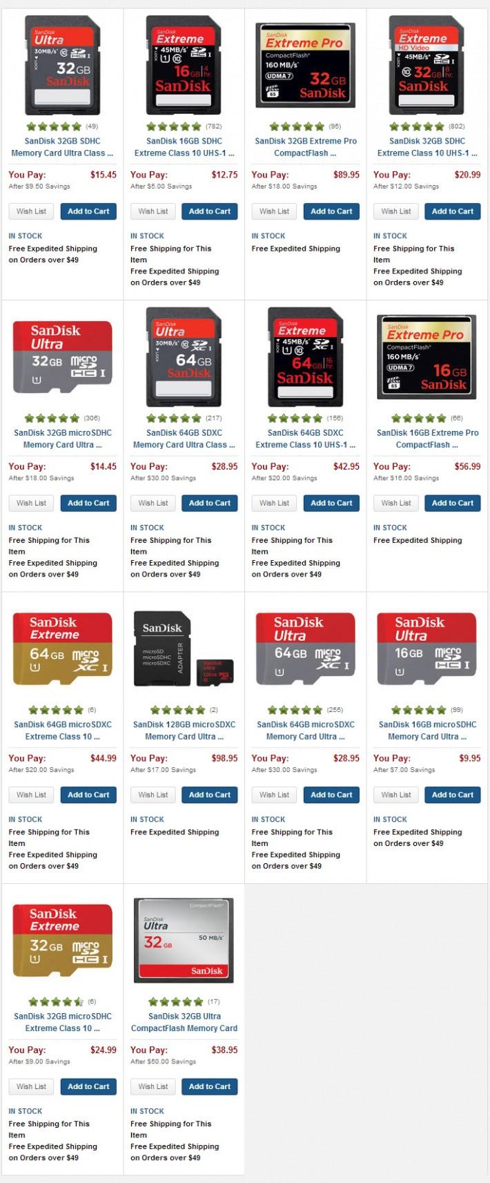 sd card sale bandh